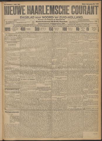 Nieuwe Haarlemsche Courant 1911-01-07