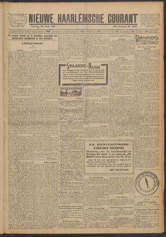 Nieuwe Haarlemsche Courant 1925-04-25