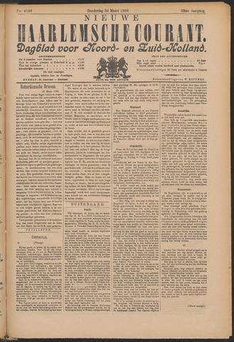Nieuwe Haarlemsche Courant 1899-03-30