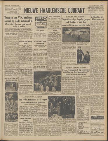 Nieuwe Haarlemsche Courant 1950-11-24
