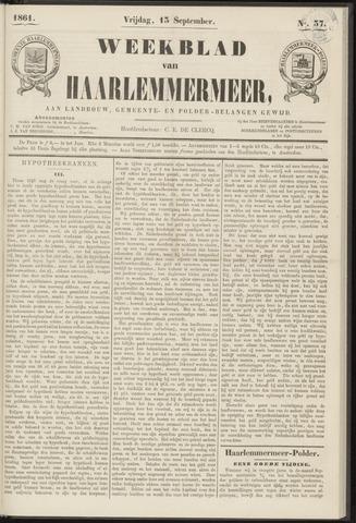 Weekblad van Haarlemmermeer 1861-09-13