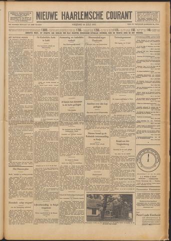 Nieuwe Haarlemsche Courant 1931-07-10