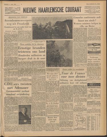 Nieuwe Haarlemsche Courant 1959-06-09