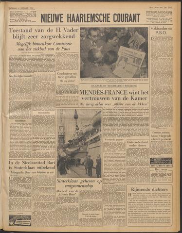 Nieuwe Haarlemsche Courant 1954-12-04