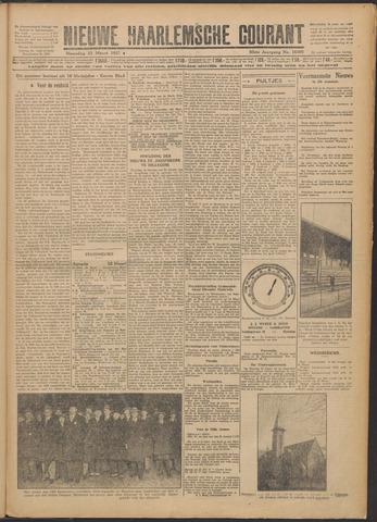 Nieuwe Haarlemsche Courant 1927-03-21