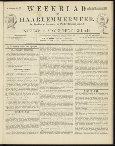 Weekblad van Haarlemmermeer 1887-08-13