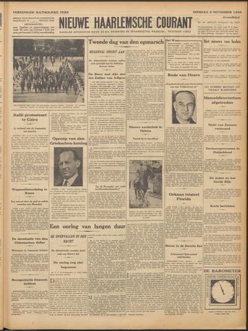 Nieuwe Haarlemsche Courant 1935-11-05