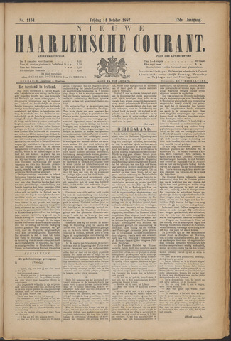 Nieuwe Haarlemsche Courant 1887-10-14