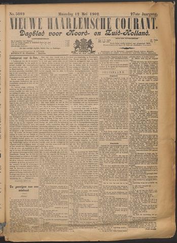 Nieuwe Haarlemsche Courant 1902-05-12