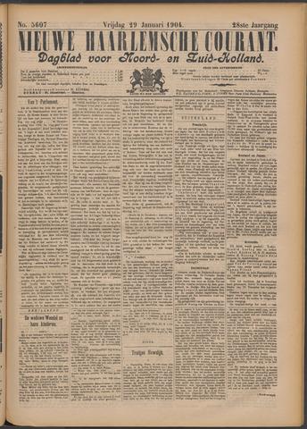Nieuwe Haarlemsche Courant 1904-01-29