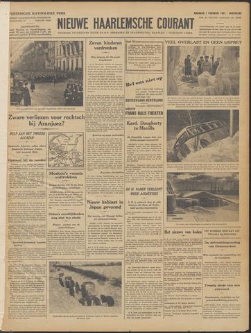 Nieuwe Haarlemsche Courant 1937-02-01