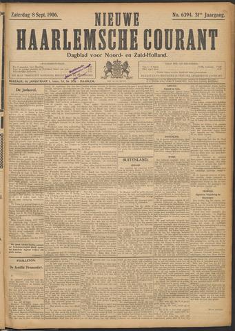 Nieuwe Haarlemsche Courant 1906-09-08