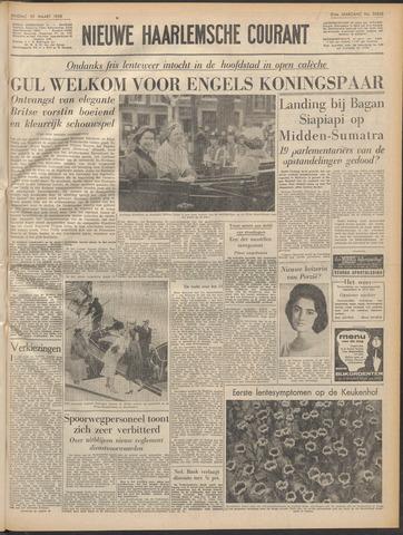 Nieuwe Haarlemsche Courant 1958-03-25