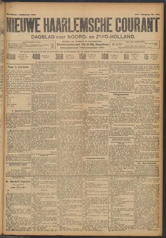 Nieuwe Haarlemsche Courant 1909-02-01