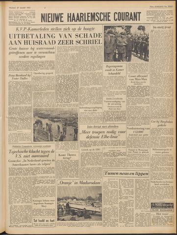 Nieuwe Haarlemsche Courant 1953-03-27
