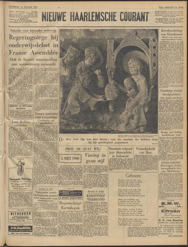 Nieuwe Haarlemsche Courant 1959-12-24