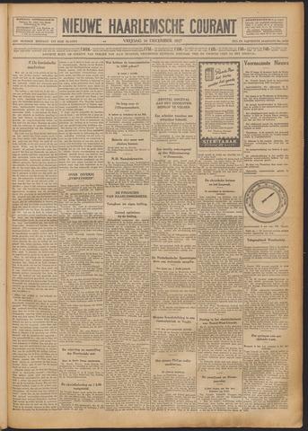 Nieuwe Haarlemsche Courant 1927-12-16
