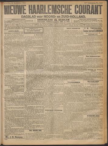 Nieuwe Haarlemsche Courant 1916-11-25