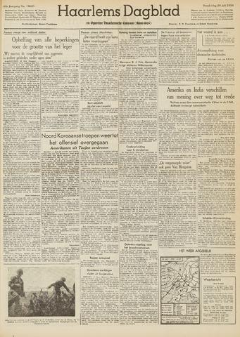 Haarlem's Dagblad 1950-07-20