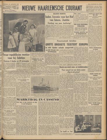 Nieuwe Haarlemsche Courant 1947-08-25