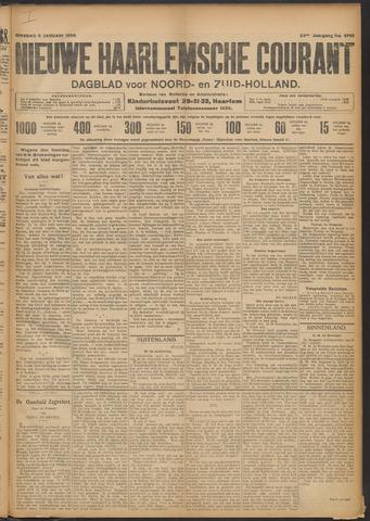 Nieuwe Haarlemsche Courant 1909-01-05