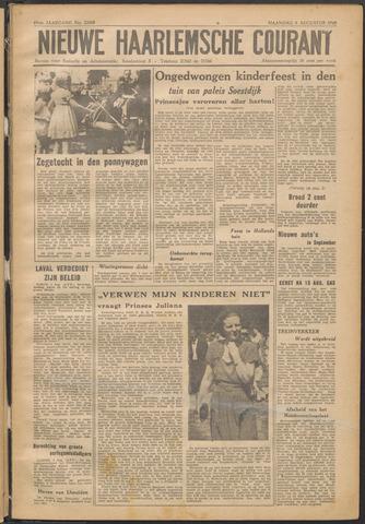 Nieuwe Haarlemsche Courant 1945-08-06