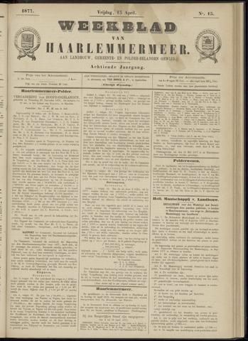 Weekblad van Haarlemmermeer 1877-04-13