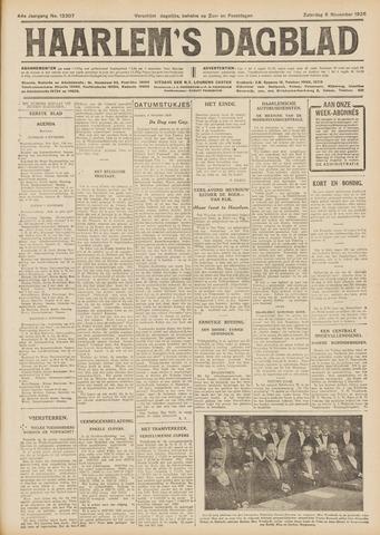 Haarlem's Dagblad 1926-11-06