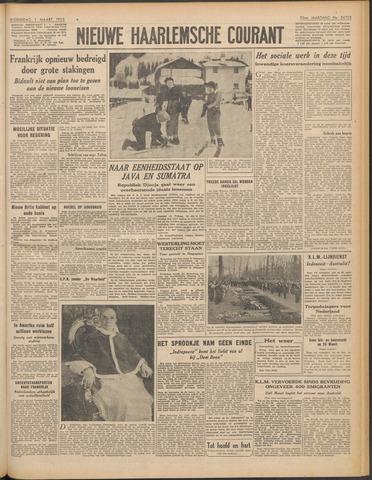Nieuwe Haarlemsche Courant 1950-03-01