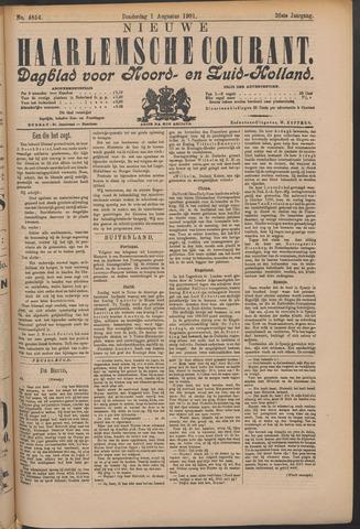 Nieuwe Haarlemsche Courant 1901-08-01