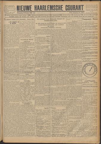 Nieuwe Haarlemsche Courant 1927-10-12