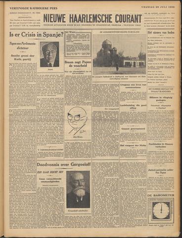 Nieuwe Haarlemsche Courant 1932-07-29