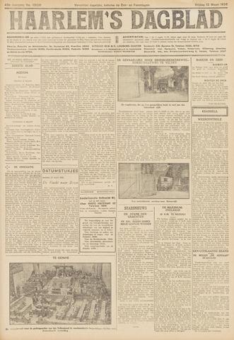 Haarlem's Dagblad 1926-03-12