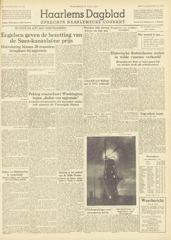 Haarlem's Dagblad 1954-07-28