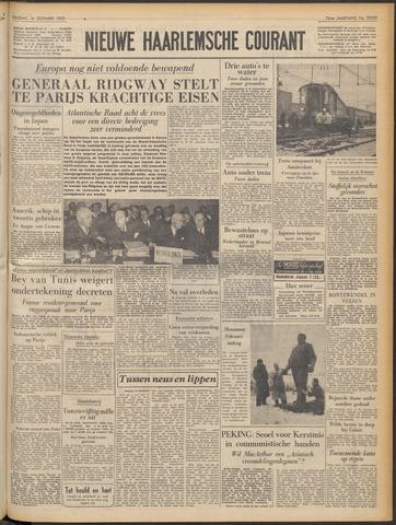 Nieuwe Haarlemsche Courant 1952-12-16