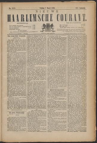 Nieuwe Haarlemsche Courant 1890-03-07