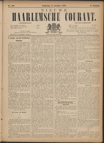 Nieuwe Haarlemsche Courant 1879-09-11