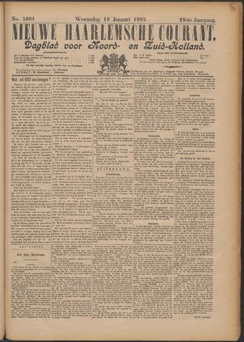 Nieuwe Haarlemsche Courant 1905-01-18