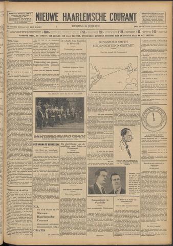 Nieuwe Haarlemsche Courant 1930-06-24