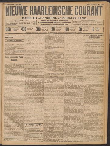 Nieuwe Haarlemsche Courant 1912-07-29