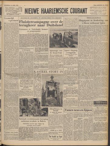 Nieuwe Haarlemsche Courant 1952-04-10