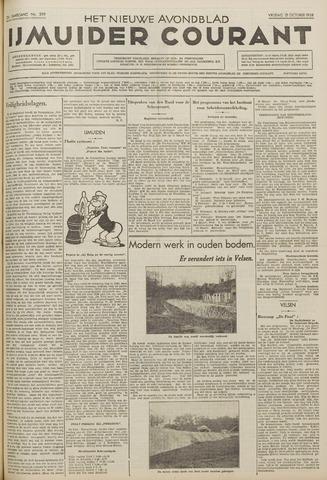 IJmuider Courant 1938-10-21