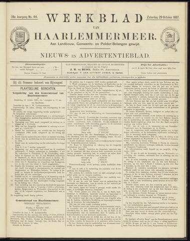 Weekblad van Haarlemmermeer 1887-10-29