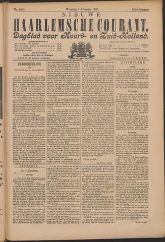 Nieuwe Haarlemsche Courant 1900-11-07
