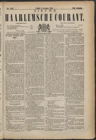 Nieuwe Haarlemsche Courant 1891-12-04