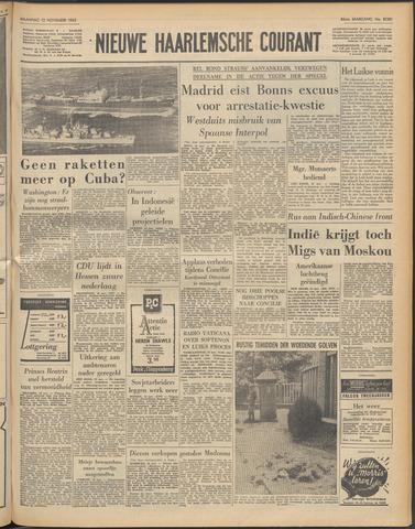 Nieuwe Haarlemsche Courant 1962-11-12