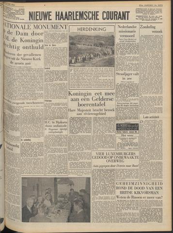 Nieuwe Haarlemsche Courant 1956-05-04