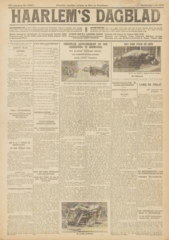 Haarlem's Dagblad 1926-07-01