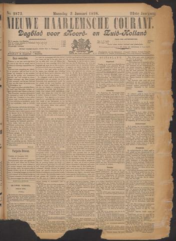 Nieuwe Haarlemsche Courant 1898-01-03