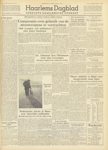 Haarlem's Dagblad 1954-12-14